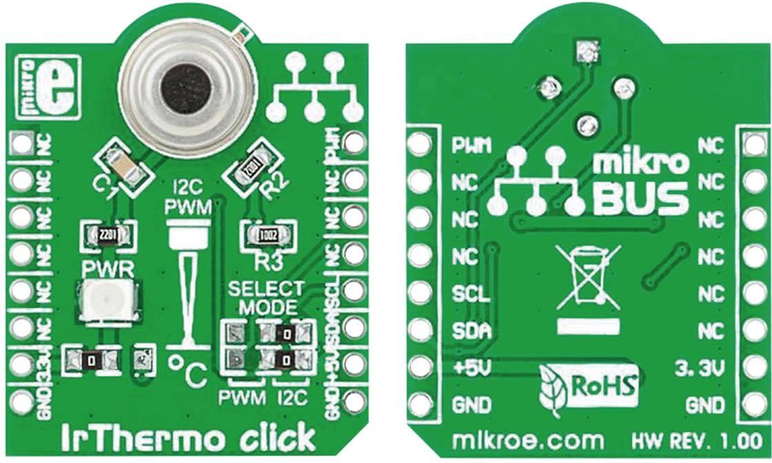 Rozšiřující deska MikroElektronika MIKROE-1361