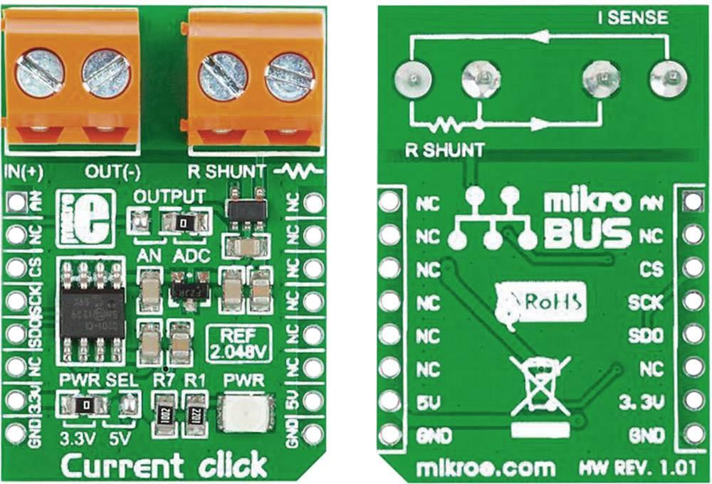 Rozšiřující deska MikroElektronika MIKROE-1396