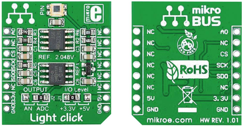 Rozšiřující deska MikroElektronika MIKROE-1424