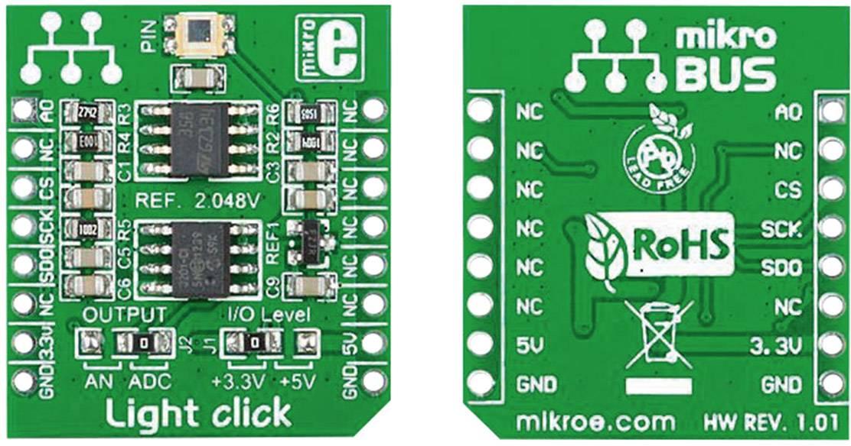 Rozširujúca doska MikroElektronika MIKROE-1424