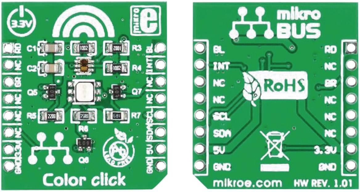 Rozšiřující deska MikroElektronika MIKROE-1438