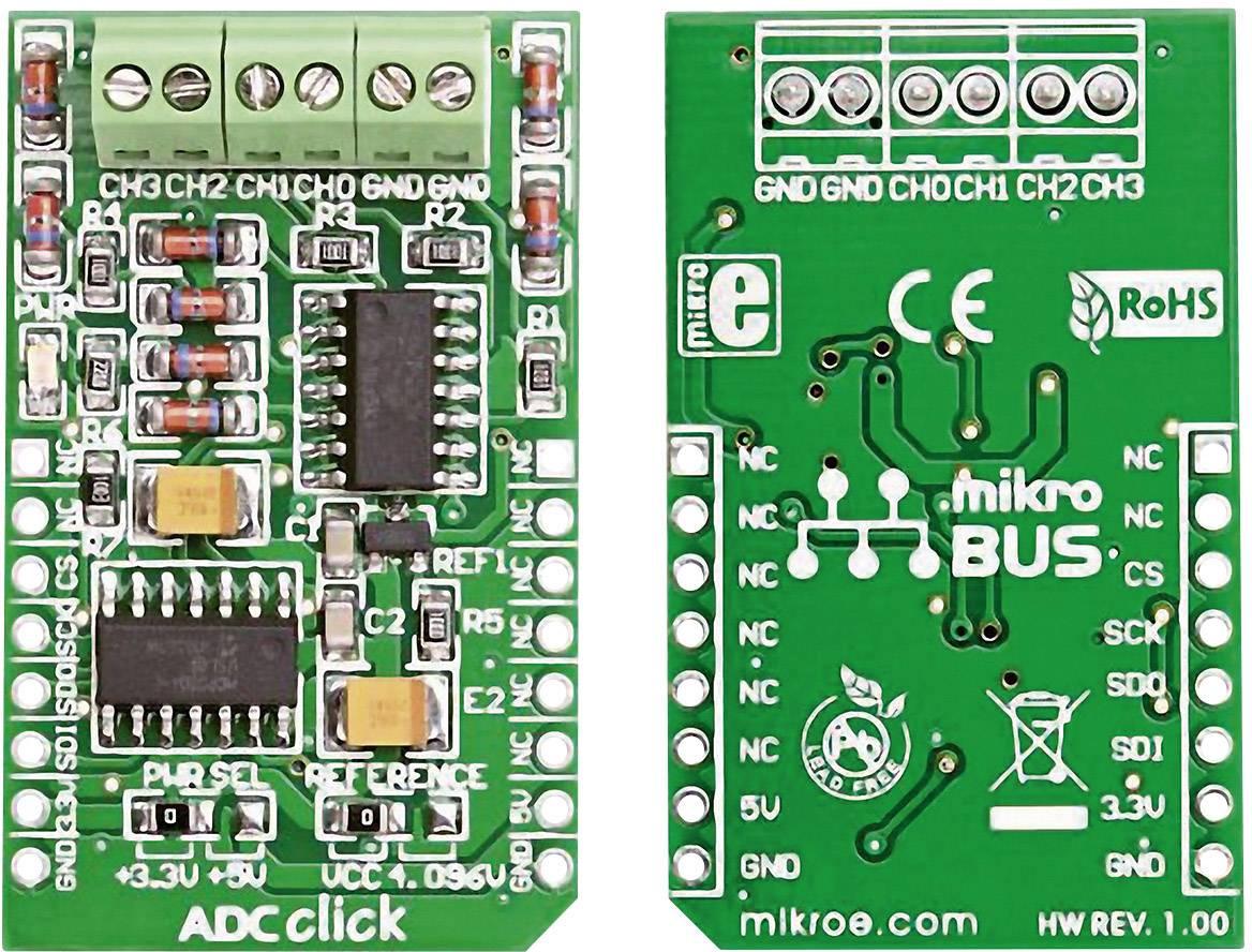 Vývojová deska MikroElektronika MIKROE-922
