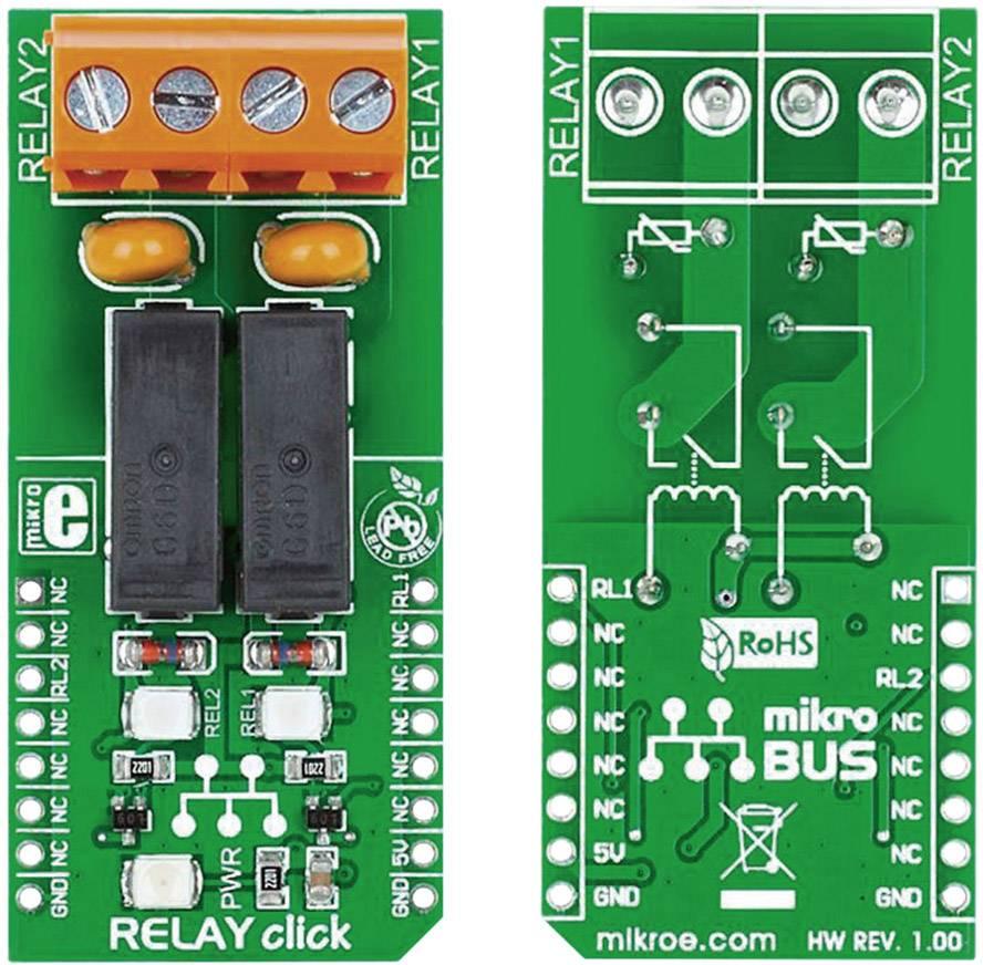 Rozšiřující deska MikroElektronika MIKROE-1370