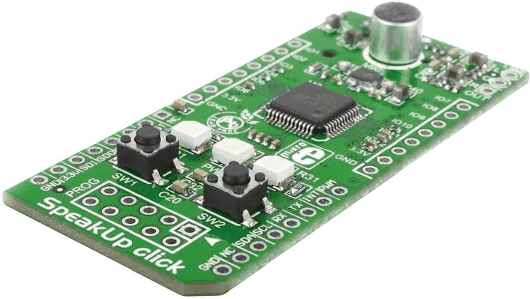 Vývojová deska MikroElektronika MIKROE-1534