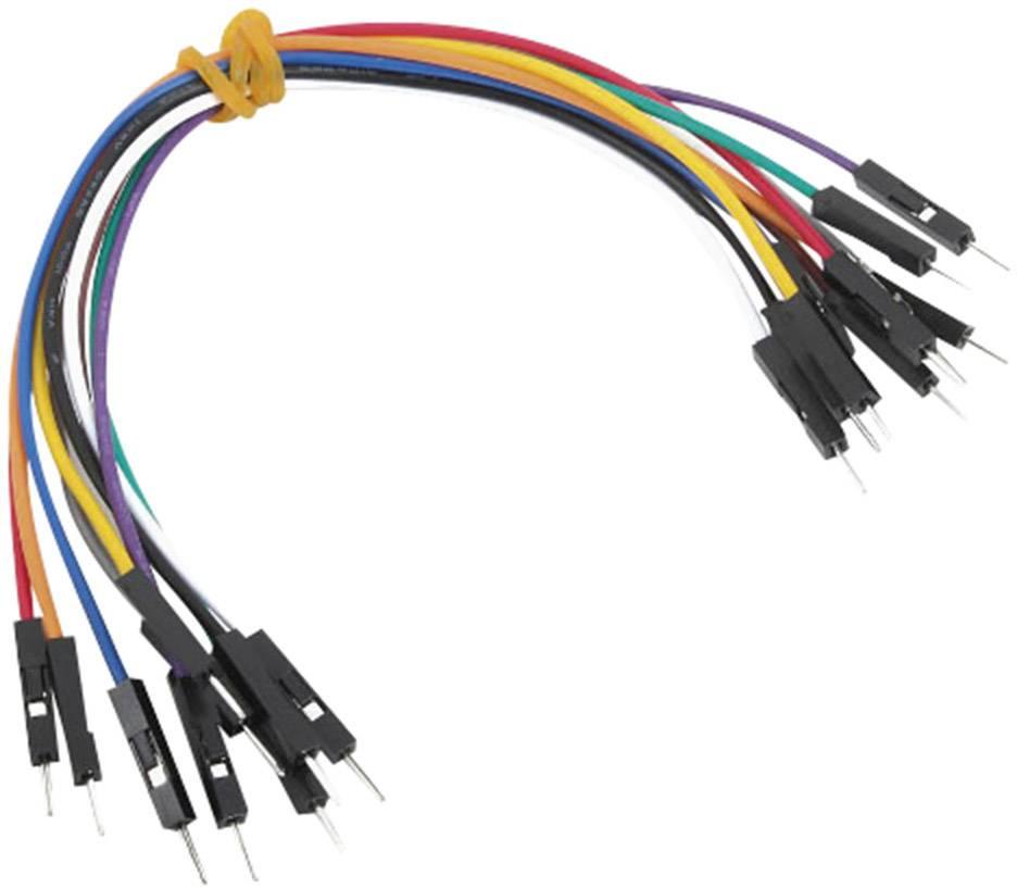 Prepojovacie Jumpery MikroElektronika MIKROE-513
