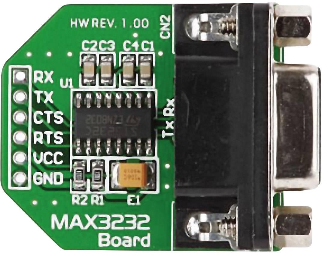 Vývojová deska MikroElektronika MIKROE-602