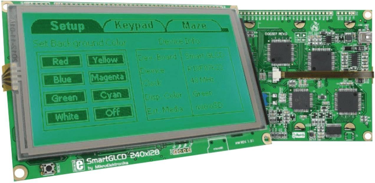 Vývojová deska MikroElektronika MIKROE-762