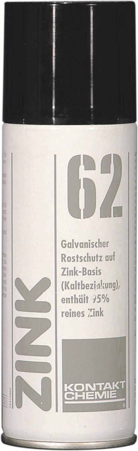 Zinkový lak CRC Kontakt Chemie ZINK 62 76509-AB, 200 ml
