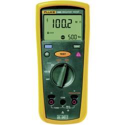 Tester izolací Fluke 1503, 500 / 1000 V, 0,1 MΩ až 2 GΩ, Kalibrováno dle (ISO)