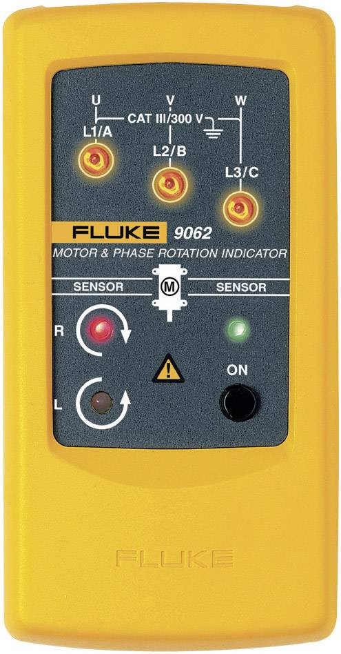 Ukazovateľ sledu fáz Fluke 9062