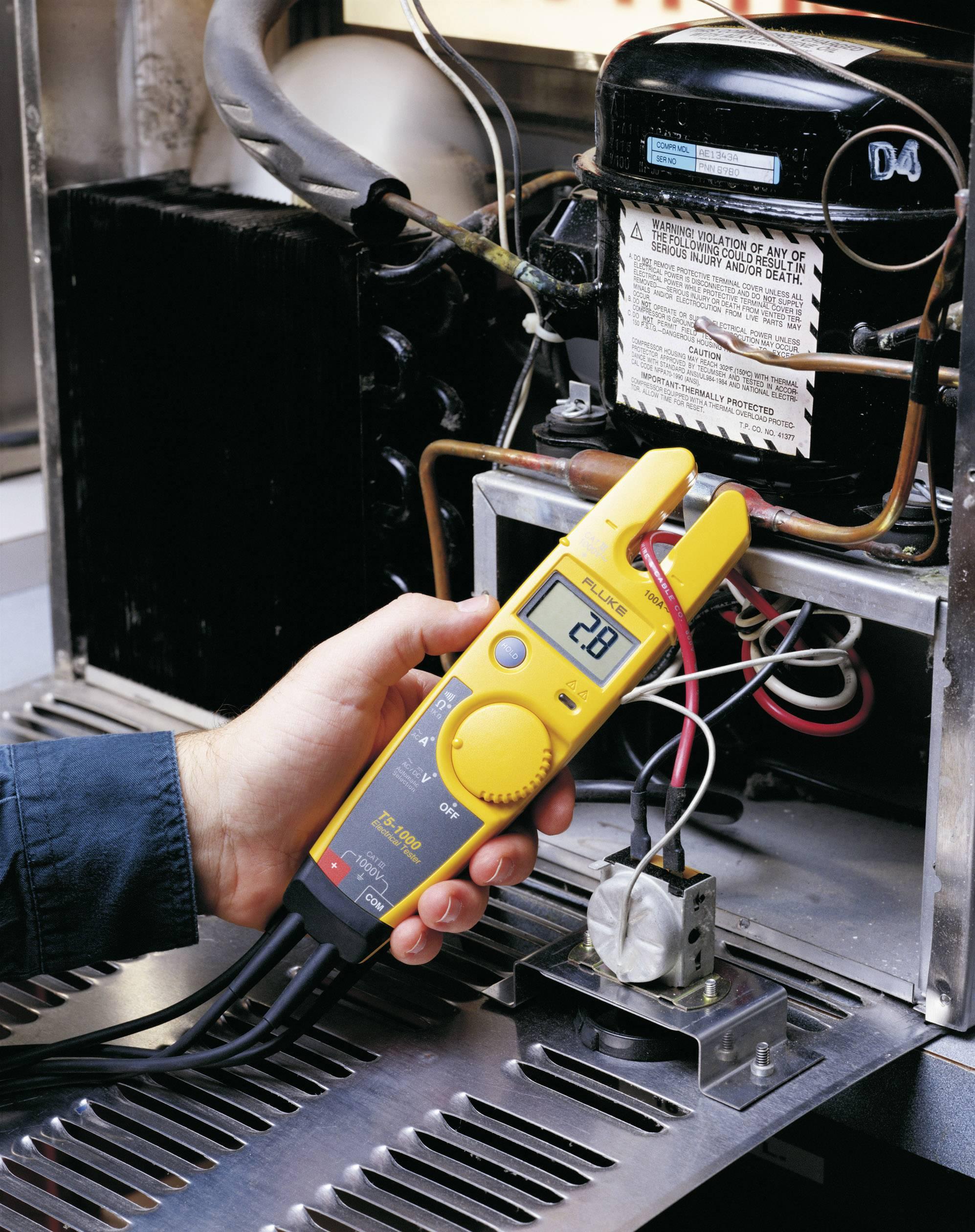 Tester Fluke T5-1000 pre napätie, priechod a prúd