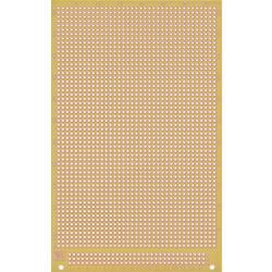 Laboratorní karta WR Rademacher VK C-931-EP, 160 x 100 x 1,5 mm, epoxyd