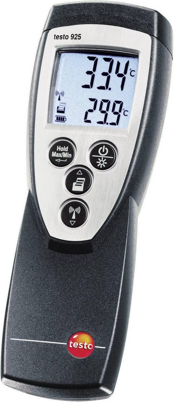 Teplomer testo 925, -50 až +1000 °C, typ K