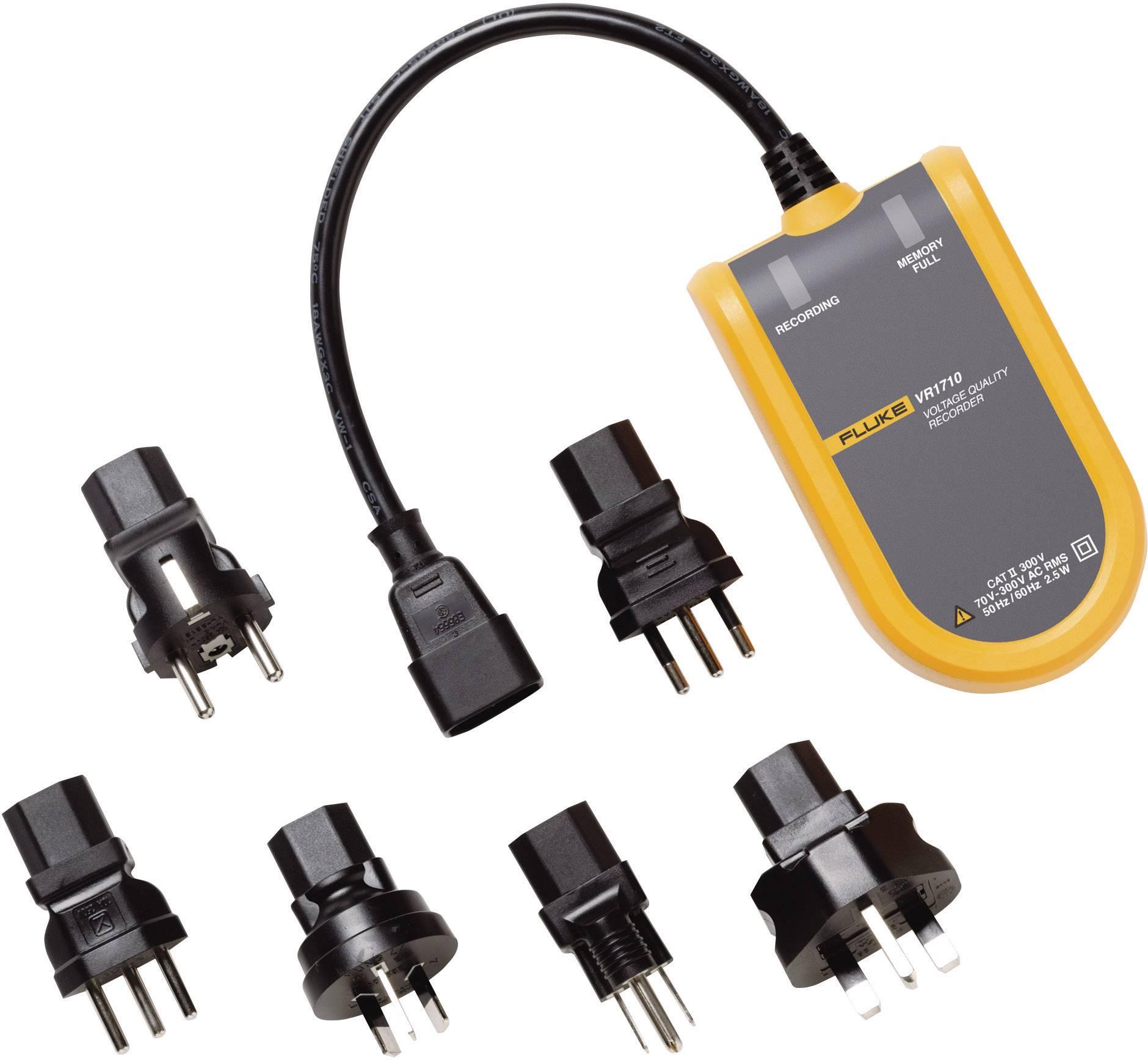 Sieťový analyzátor Fluke VR1710 3030923, CAT II 300 V