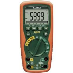 Digitálne/y ručný multimeter Extech EX520 EX520, kalibrácia podľa ISO, vodotesné (IP67)