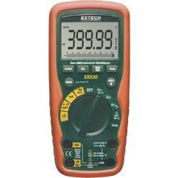 Digitálne/y ručný multimeter Extech EX530 EX530, kalibrácia podľa ISO, vodotesné (IP67)