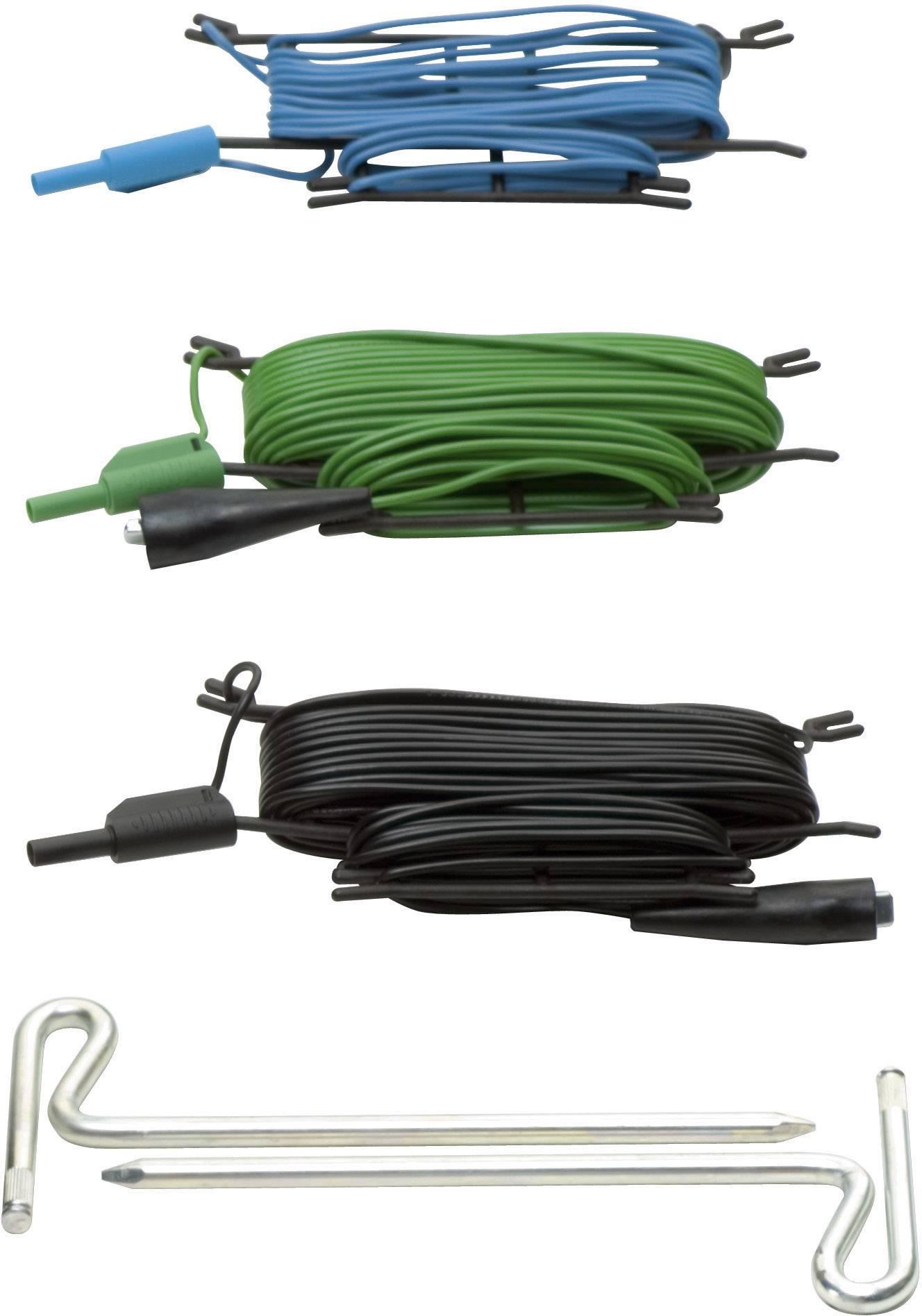 Sada zemnících kabelů Benning, pro IT 120 B