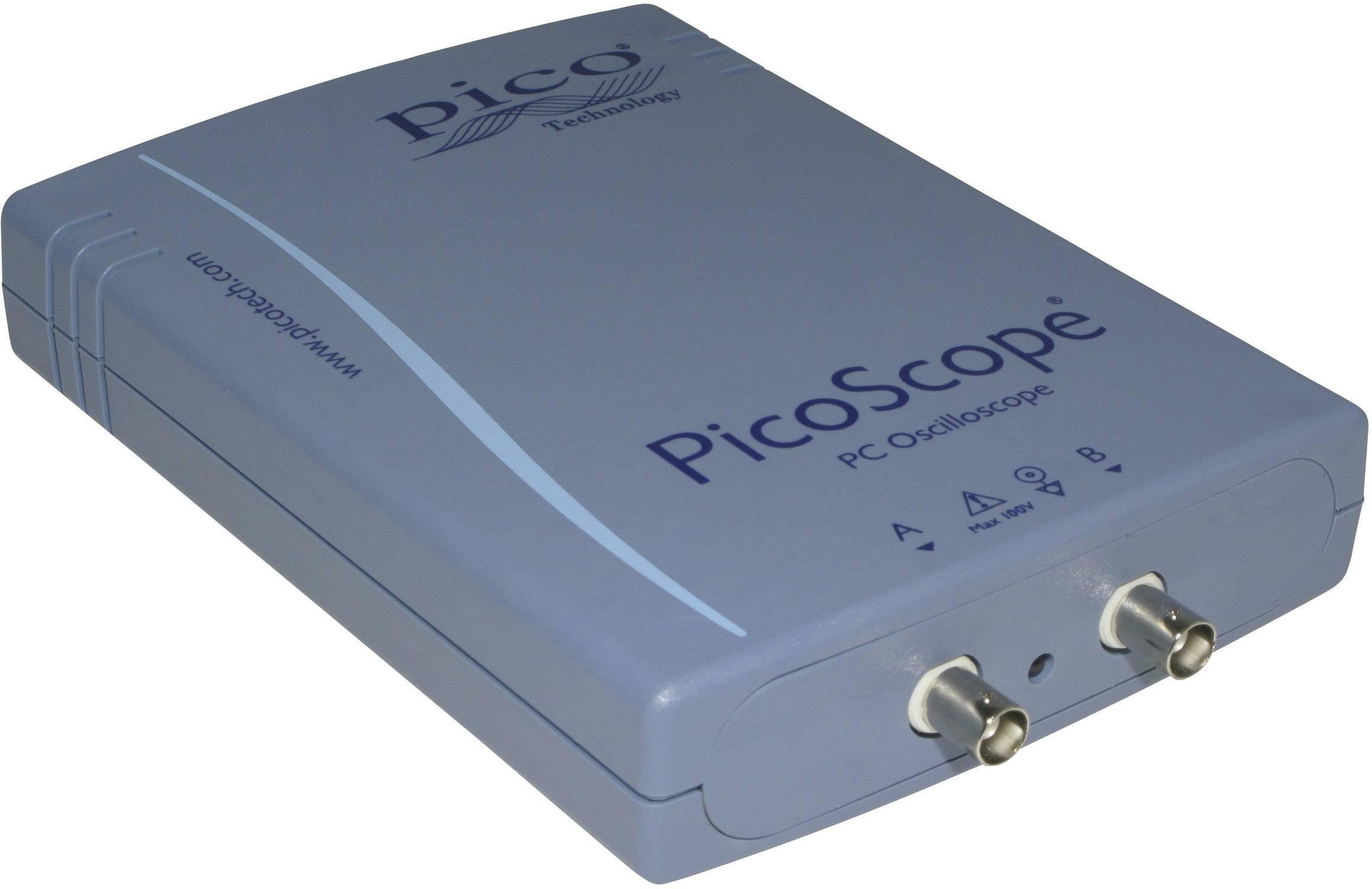 USB, PC osciloskop pico PP478, 20 MHz, 2-kanálový