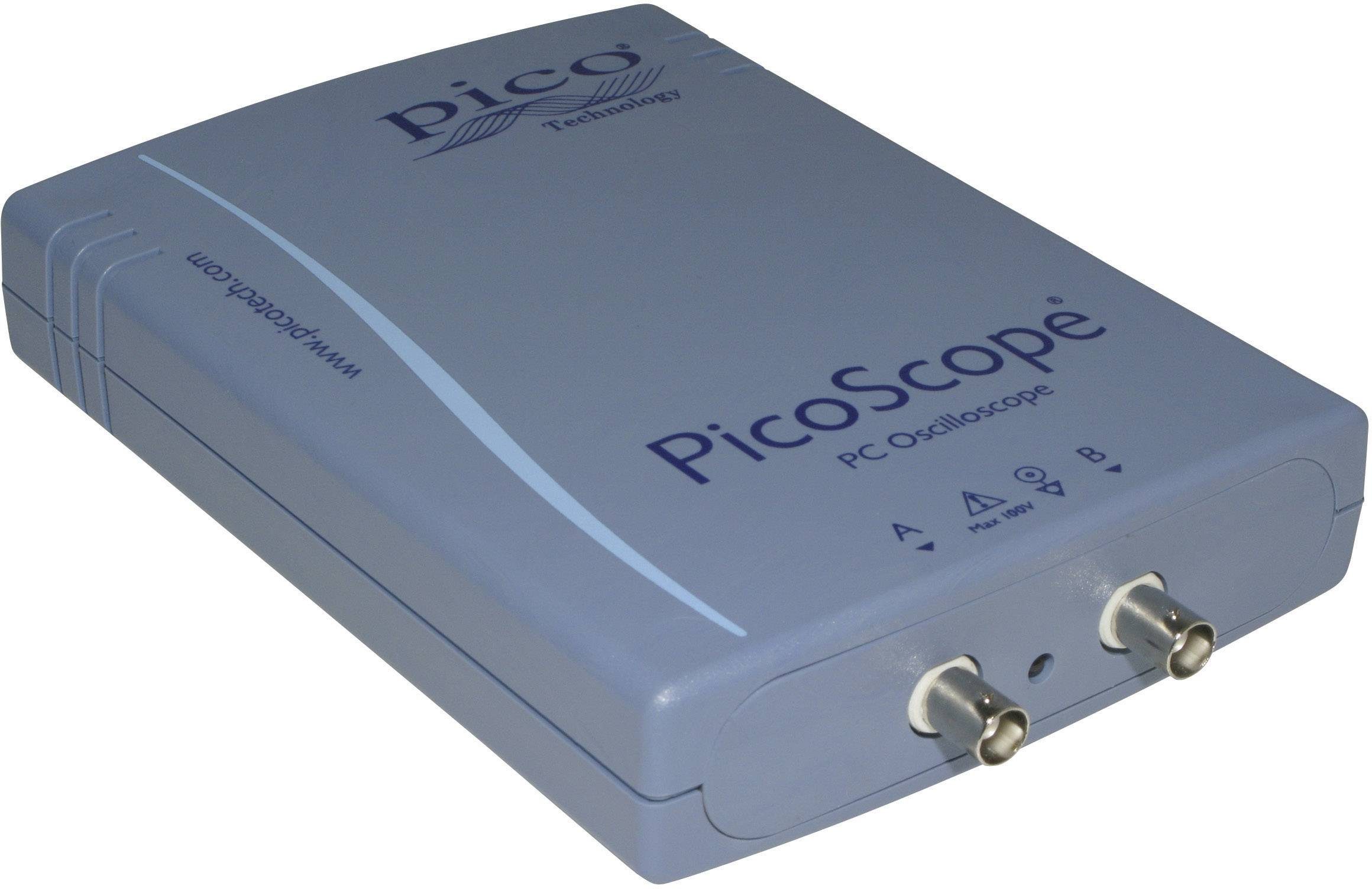 USB osciloskop pico PP478, 20 MHz, 2kanálová