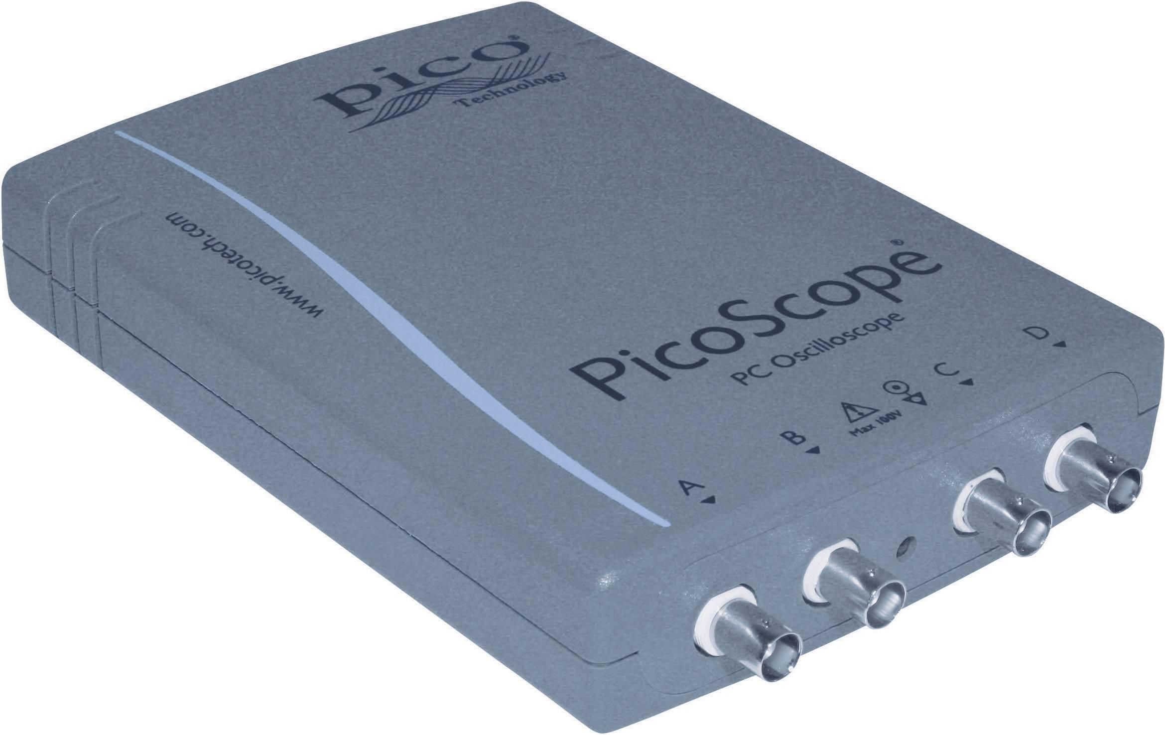 USB osciloskop pico PP479, 20 MHz, 4kanálový