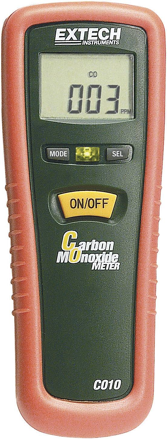 Detektor oxidu uhoľnatého Extech CO10