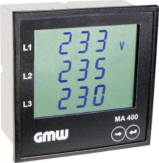 GMW MA400AMK400V5A PROFIBUS DP 74210 00120 A002
