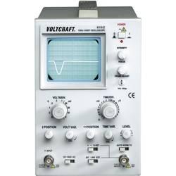 Analógový osciloskop VOLTCRAFT AO 610, 10 MHz, 1-kanálový