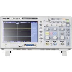 Digitálny osciloskop VOLTCRAFT MSO-5062B, 2/16-kanálový, 60 MHz, 18kanálový