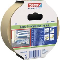 Obojstranná lepiaca páska tesa 4944-0-5 4944-0-5, (d x š) 25 m x 50 mm, #####Kautschuk, biela, 1 roliek