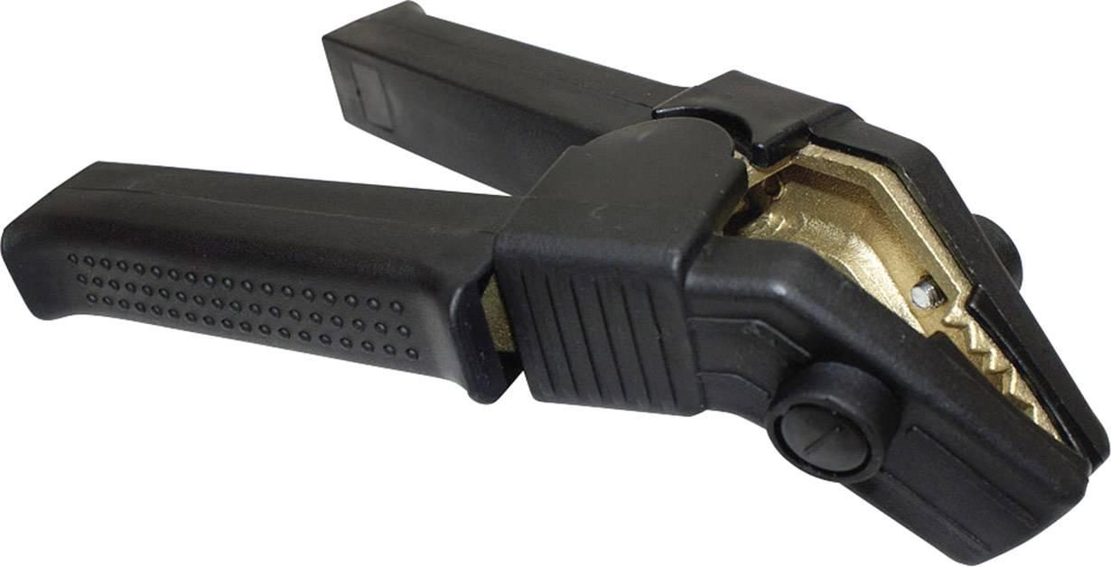 Batériové pólové svorky Apa, 29246, čierna
