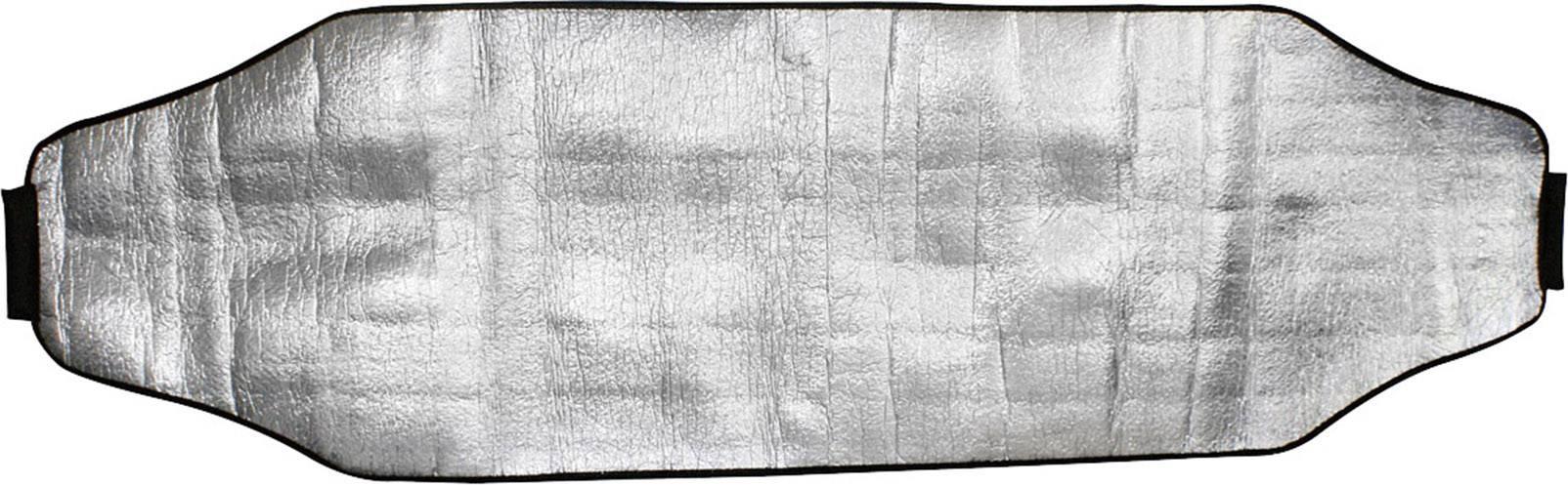 Hliníková clona na predné sklo APA XL 81454 strieborná (š x v) 212 cm x 70 cm