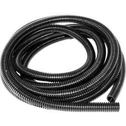 Ochranná hadice na kabely LAS 16263, vnitřní Ø 6 mm, 2 m, černá