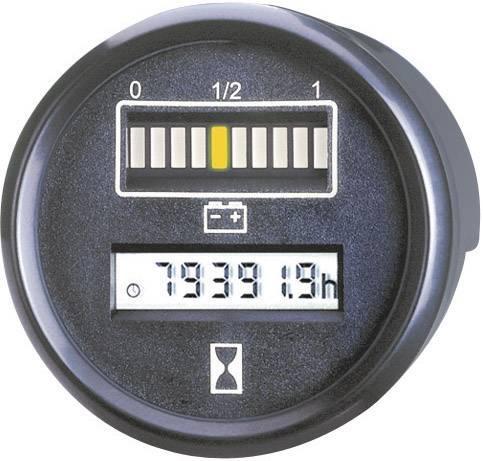 Digitálny zabudovateľný merací prístroj Bauser 830-12