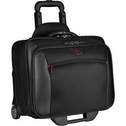 """Kufřík na notebooky Wenger S max.velikostí: 43,2 cm (17"""") , černá"""