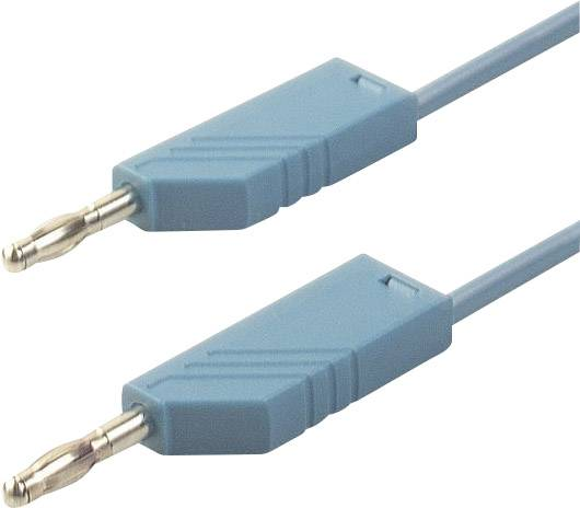 Merací kábel Hirschmann CO MLN100/2,5 mm², modrý