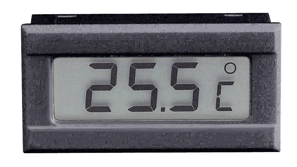 Panelový teplotný modul Voltcraft TM-50 LCD, 0 - 50 °C