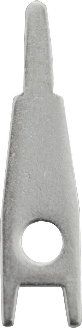 Pájecí kolík Vogt Verbindungstechnik 1002k.61, postříbřený, 100 ks