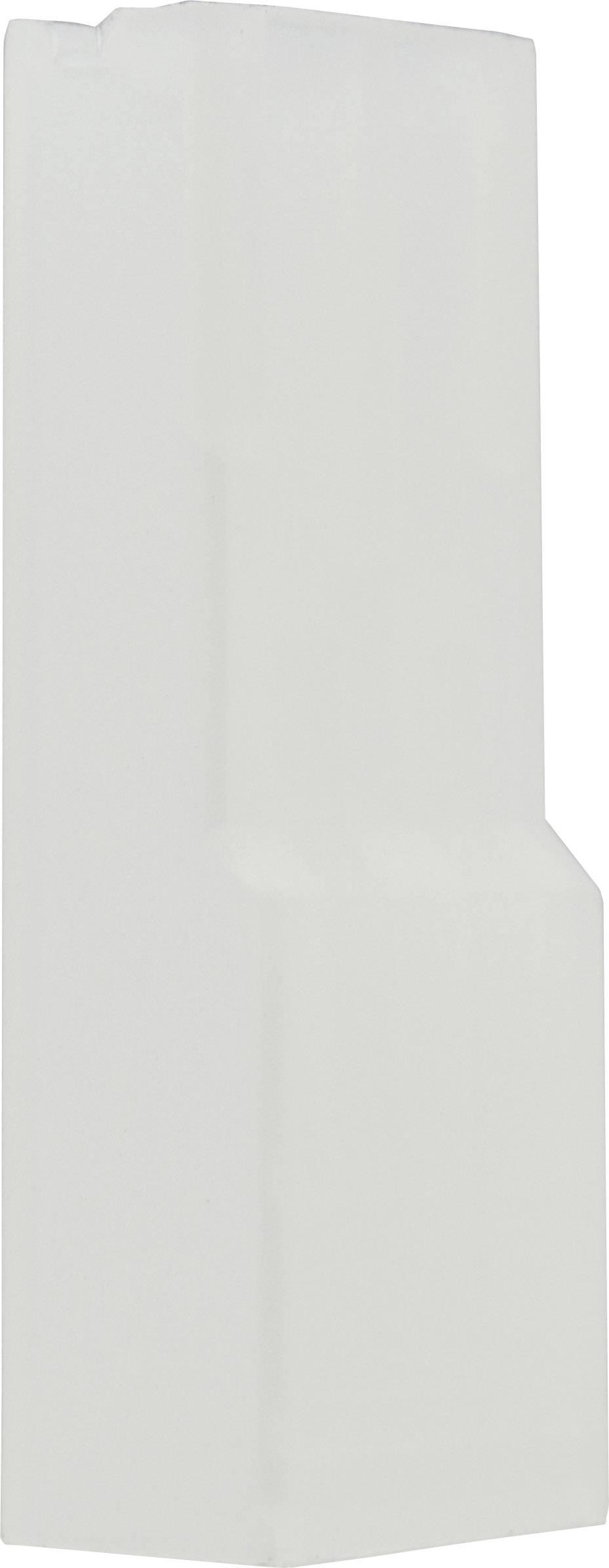 Izolačná objímka Vogt Verbindungstechnik 3941pa, priehľadná, 0.50 mm² – 2.50 mm², 1 ks