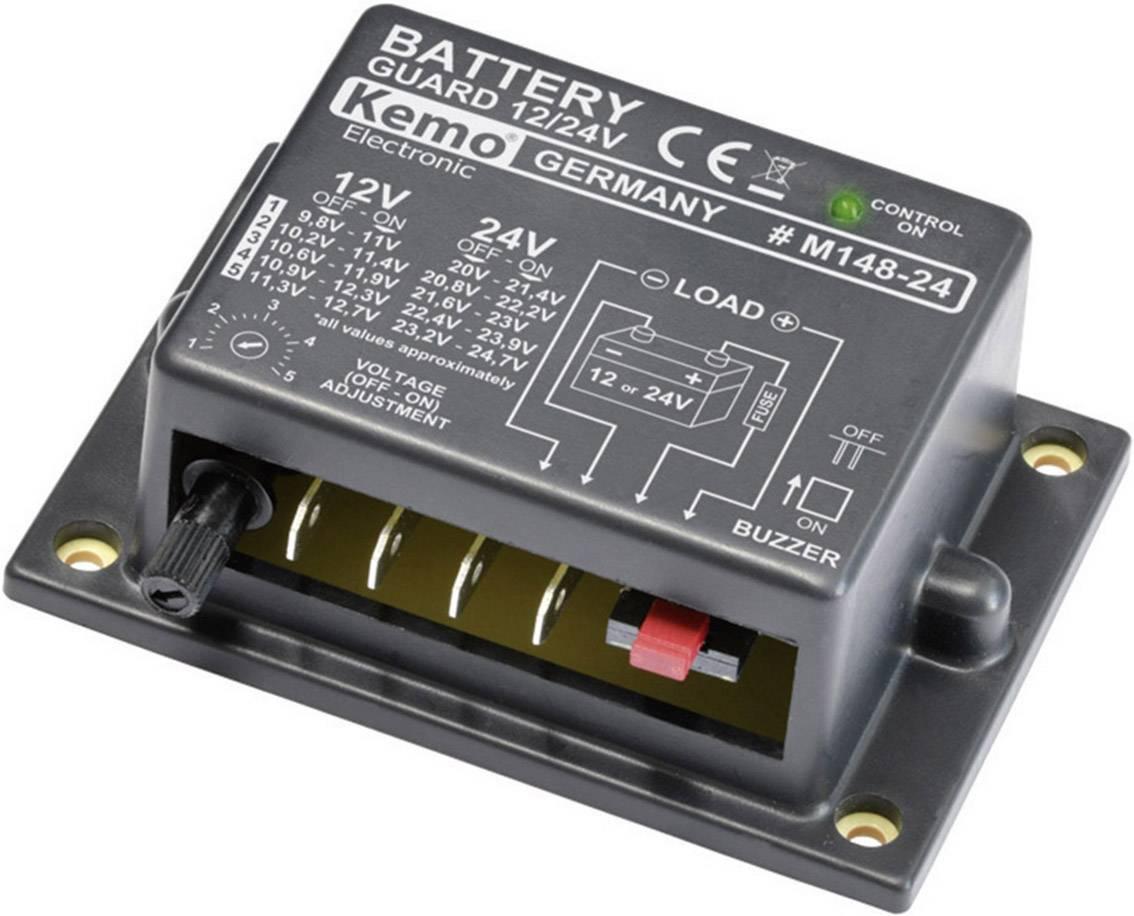 Ochrana autobatérie proti vybitiu Kemo M148-24