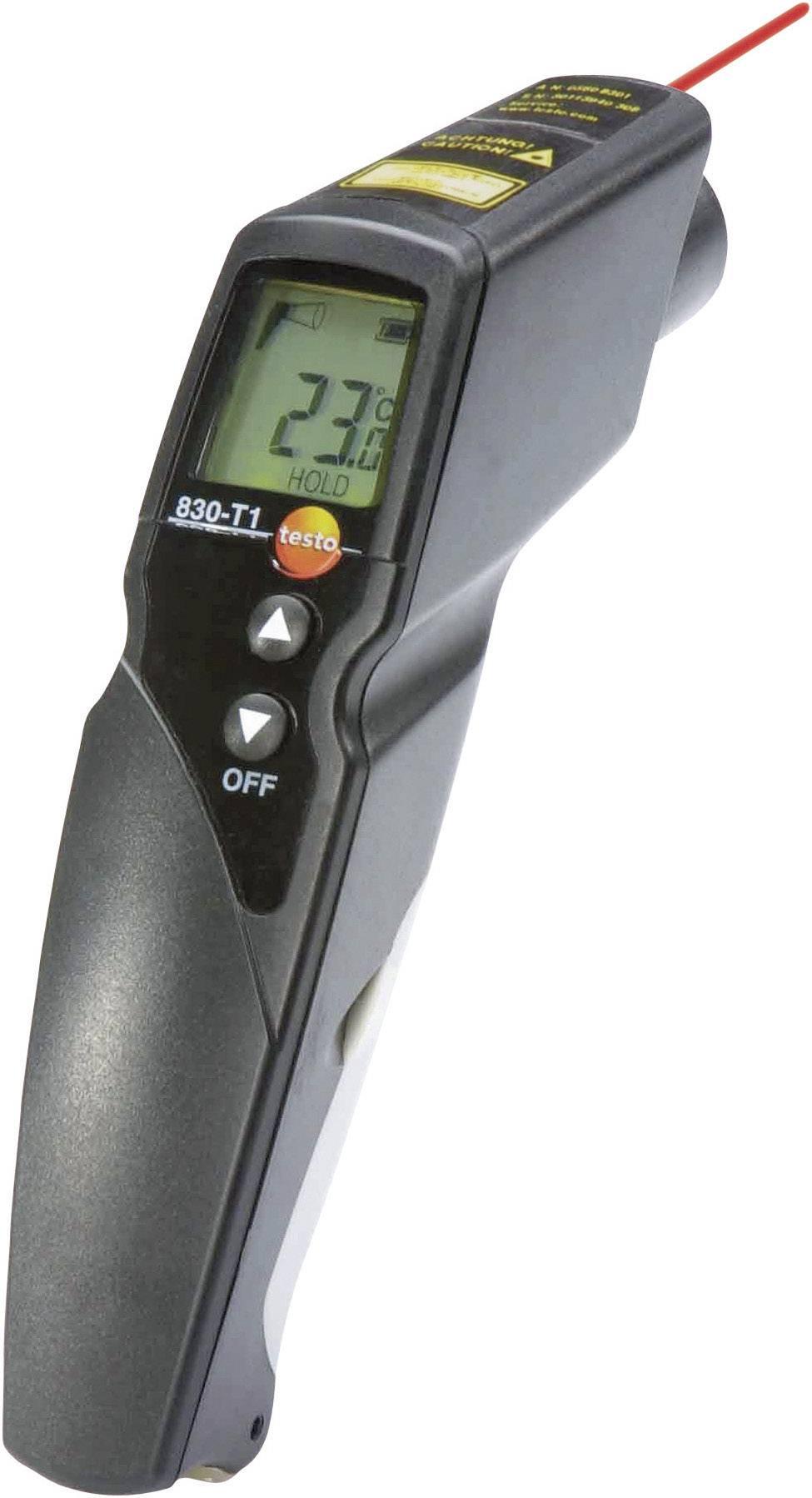 IR teplomer testo 830-T1, -30 až +400 °C