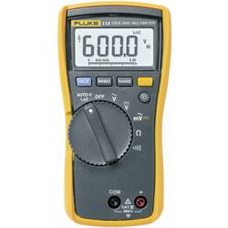 Digitálne/y ručný multimeter Fluke 114 2583552