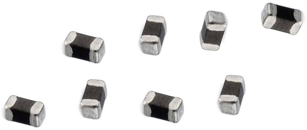 SMD feritové jádro Würth Elektronik WE-TMSB 742692002, 60 Ohm, (d x š x v) 0.6 x 0.3 x 0.3 mm, 1 ks