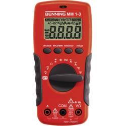 Digitálne/y ručný multimeter Benning MM 1-3 044083, kalibrácia podľa ISO