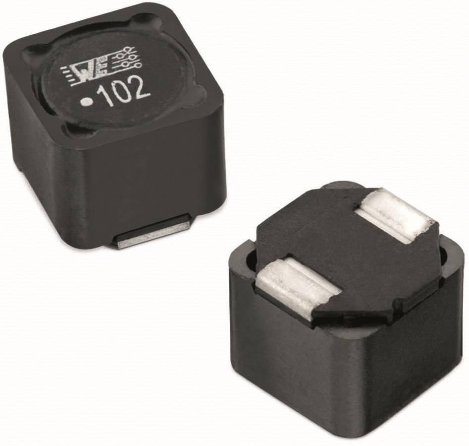 SMD tlumivka Würth Elektronik 7687709102, 1000 µH, 0,9 A, 20 %, 1210