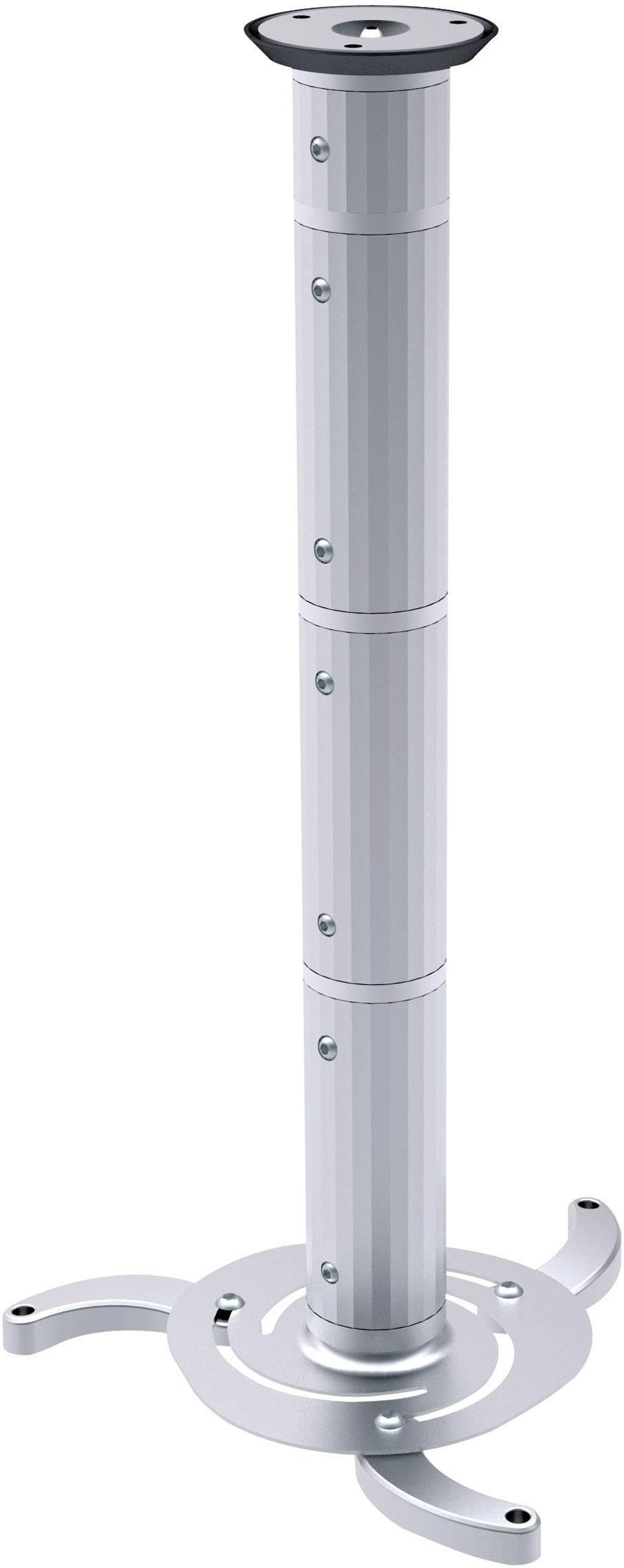 Stropný držiak projektorov SpeaKa Professional, nastaviteľný 13 - 106 cm