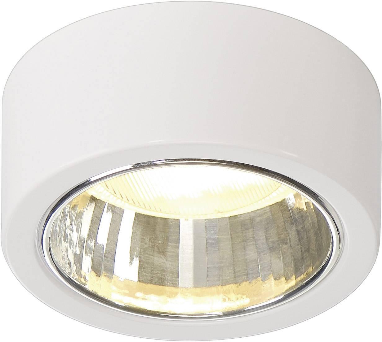 Stropné svetlo úsporná žiarovka SLV CL 101 112281, GX53, 11 W, biela