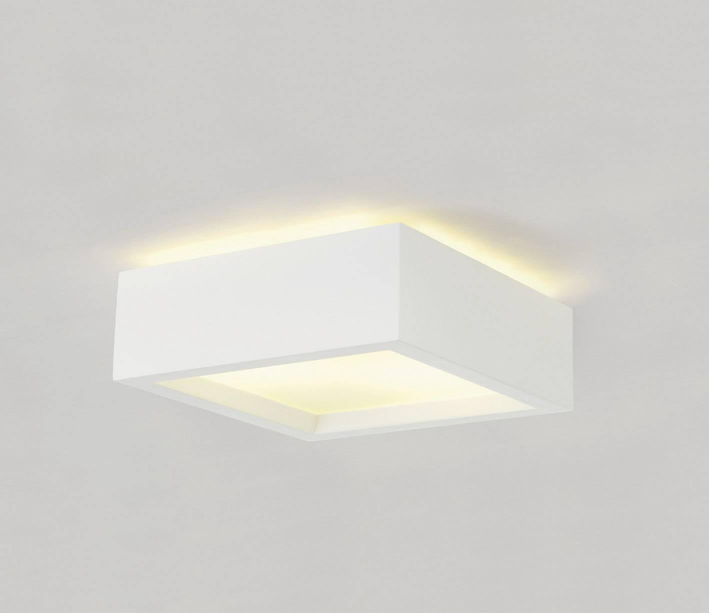 Stropní svítidlo úsporná žárovka SLV GL105 148002, E27, 50 W, bílá