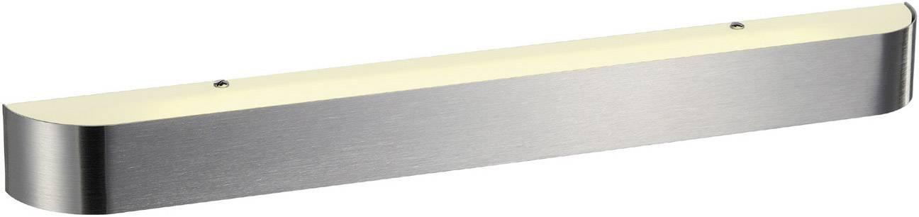 Nástěnné osvětlení do koupelny SLV Arlina 155206, G5, 24 W, hliník (kartáčovaný)