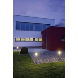 Úsporná žárovka venkovní stojací osvětlení SLV Big Nails Plus 231612, E27, 23 W, N/A, nerezová ocel
