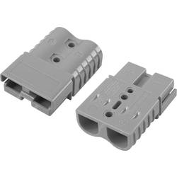 Konektor pro vysokoproudé baterie, 120 A TRU COMPONENTS 1229373, šedá, 1 ks